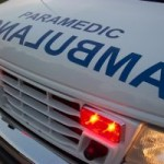 ambulance for EMT training