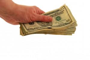 EMT Salary: money on hand